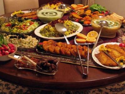 Traditionelles Böhmisches Abendessen