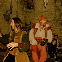 Mittelalterliches Bankett