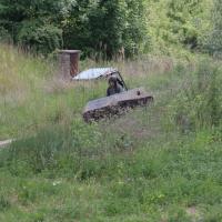 Mini Panzer Rennen