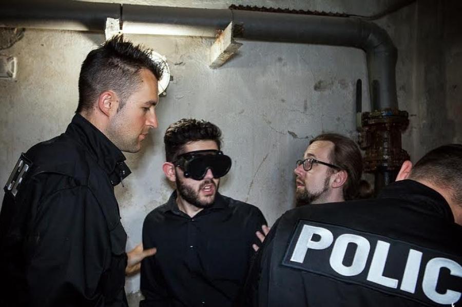 Polizeientführung