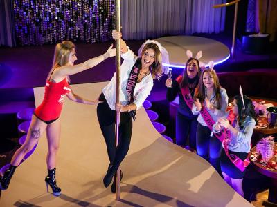 Lap-Dance – der Meisterkurs