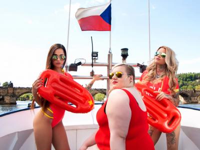 Party auf dem Boot  mit überraschender Wendung!