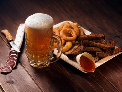 Brauereiführung bei Staropramen